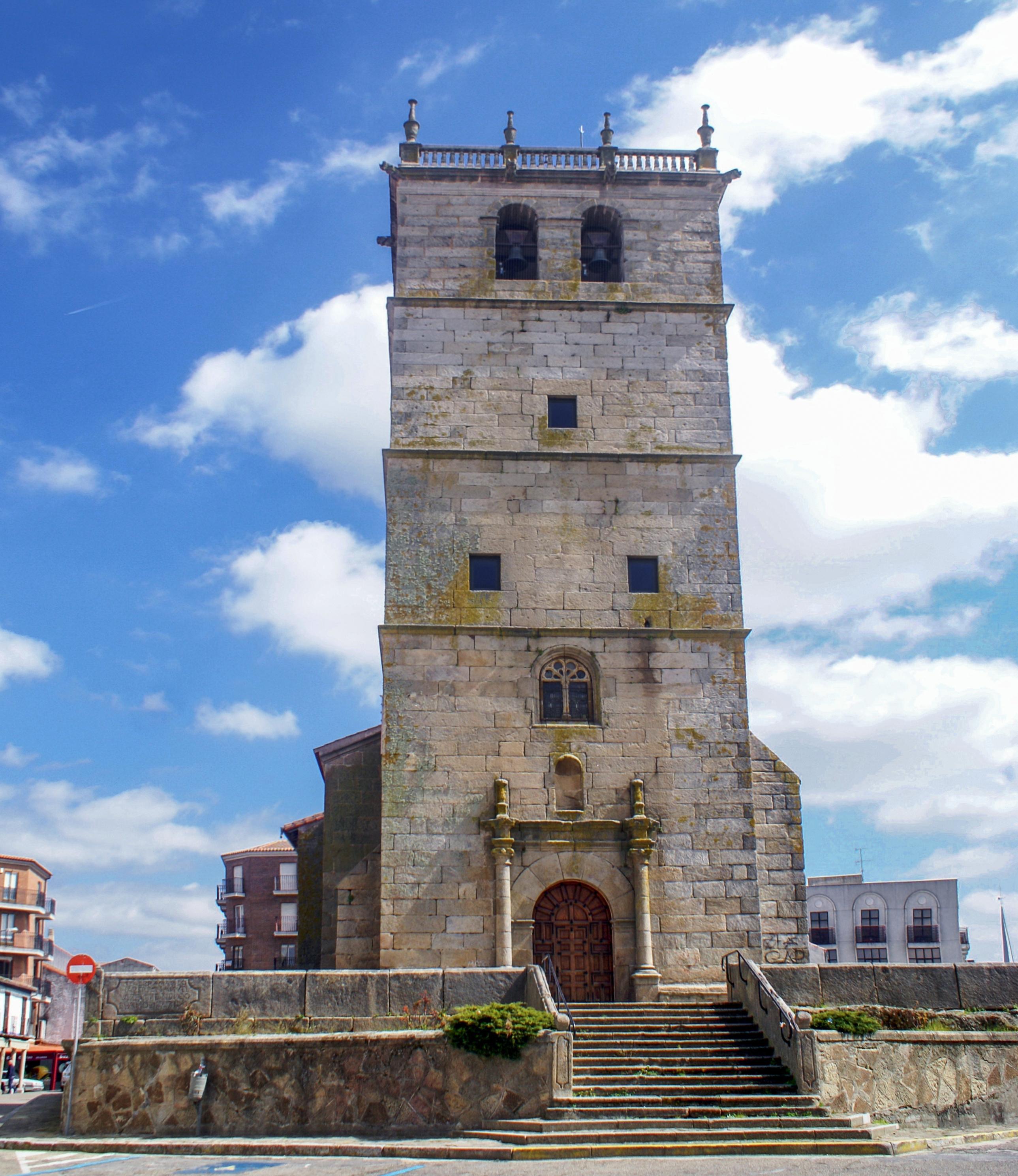 Archivo:Iglesia de San Nicolás de Bari de Vitigudino.jpg ...