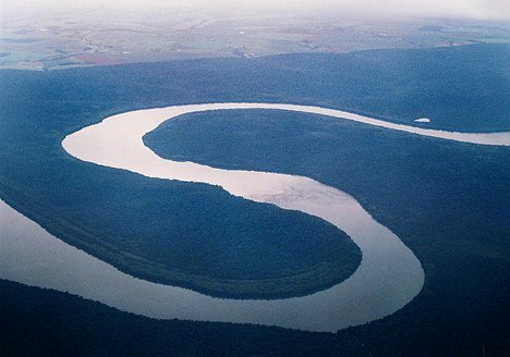 Description iguaçu rivier