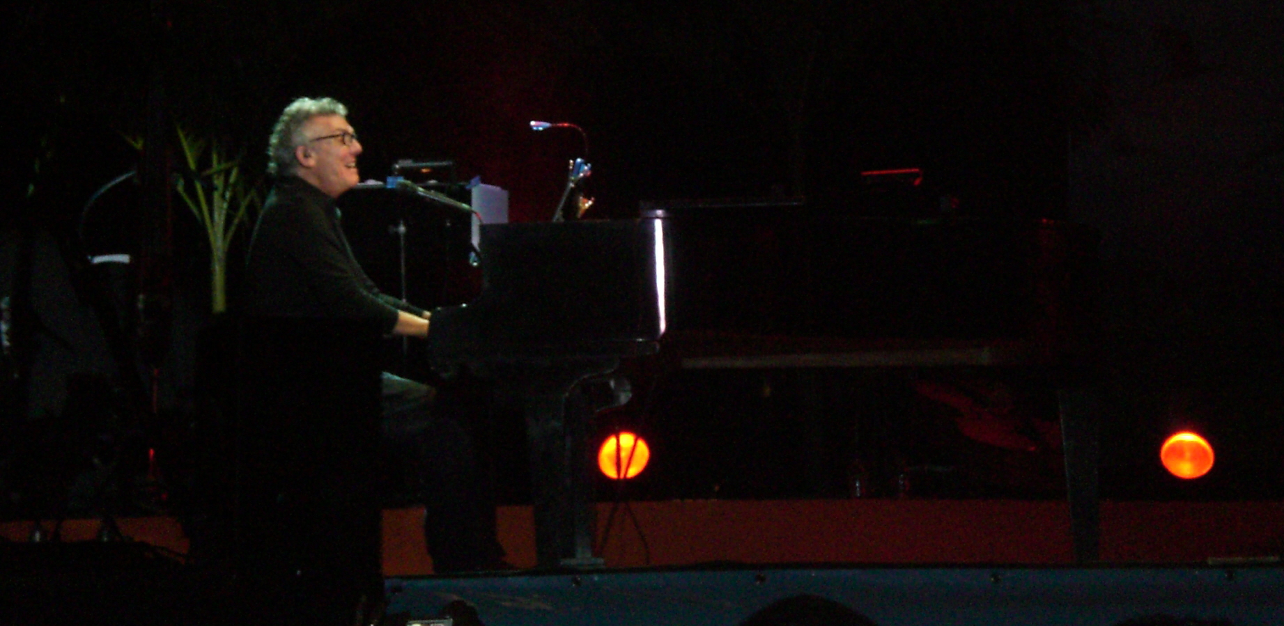 Ilan Chéster en un recital en Caracas (Venezuela) en 2011.