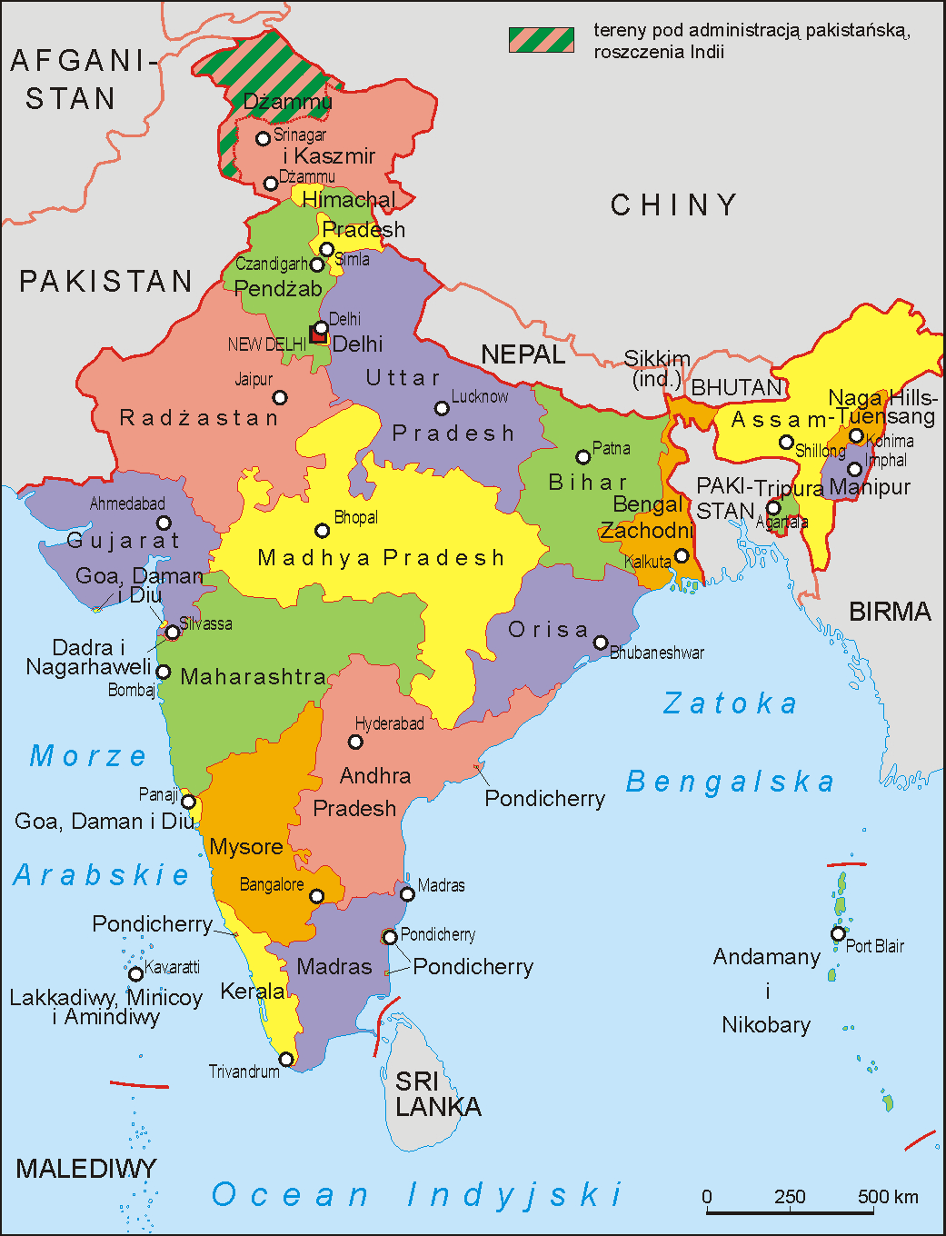 India Map With States Pdf Goa, Daman and Diu   Wikipedia