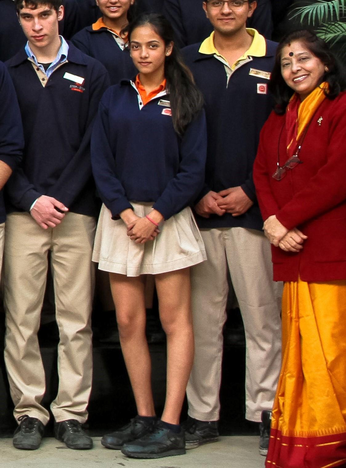 Indian school girls having short skirts, boy sex with teacher