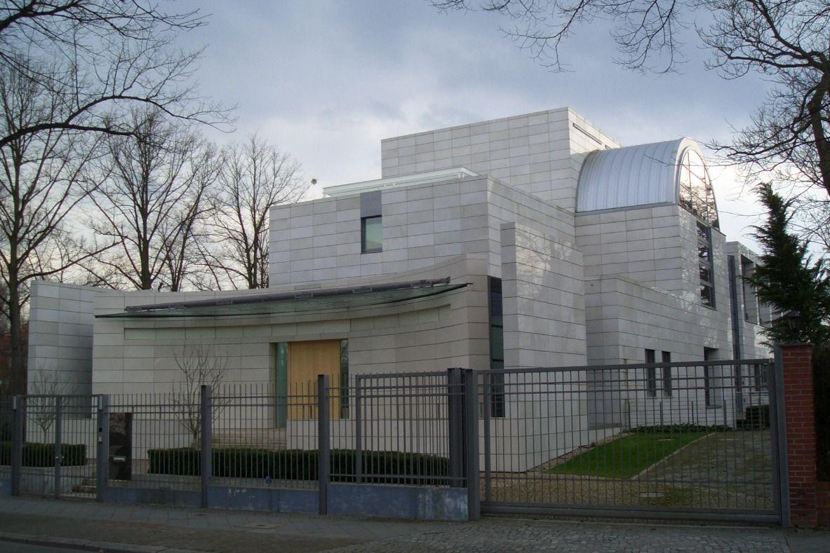 Iran Botschaft Hamburg