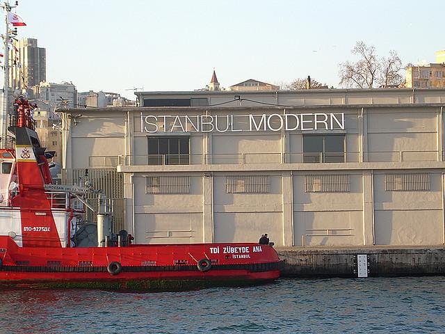 Ficheiro:Istanbul Modern10 mrfuse.jpg