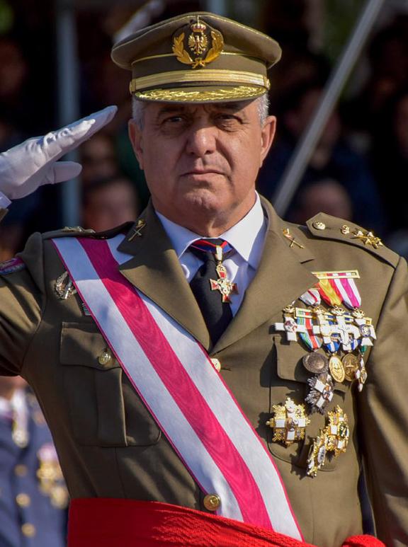 Jefe De Estado Mayor Del Ejército De Tierra España Wikipedia La Enciclopedia Libre