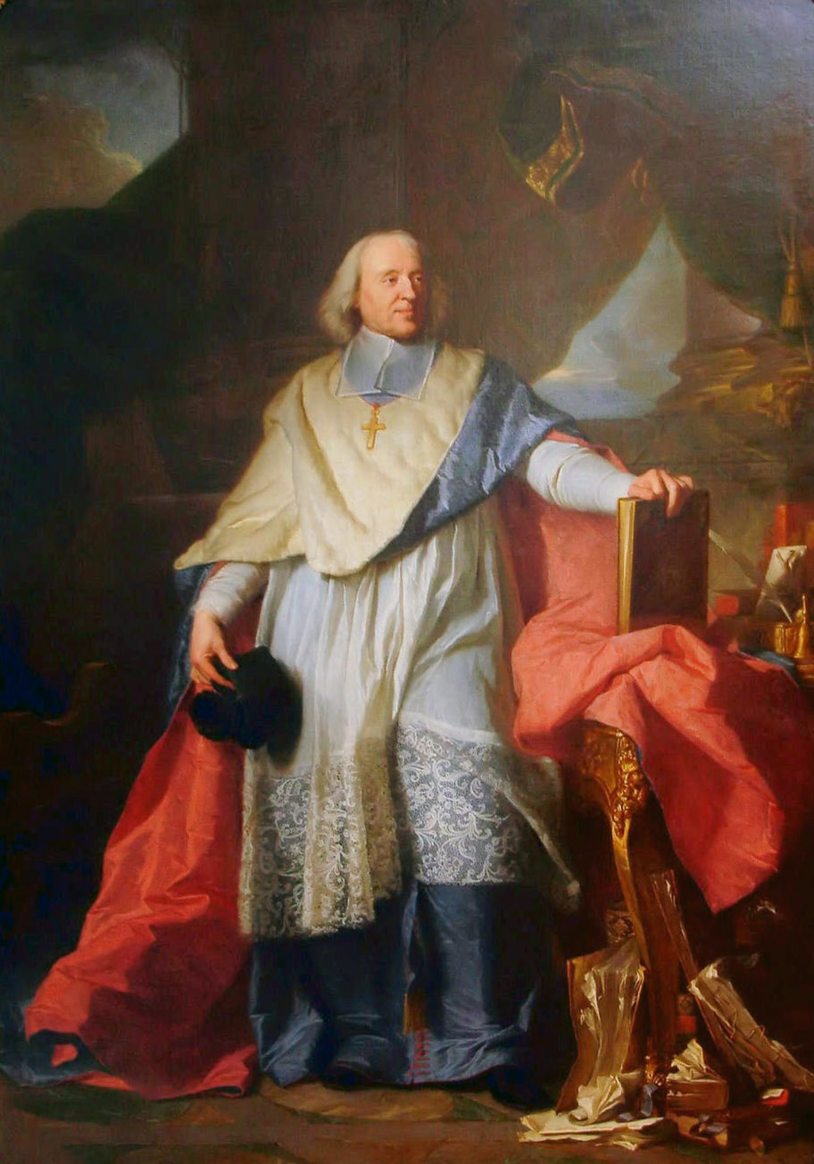 Bishop Jacques-Bénigne Bossuet