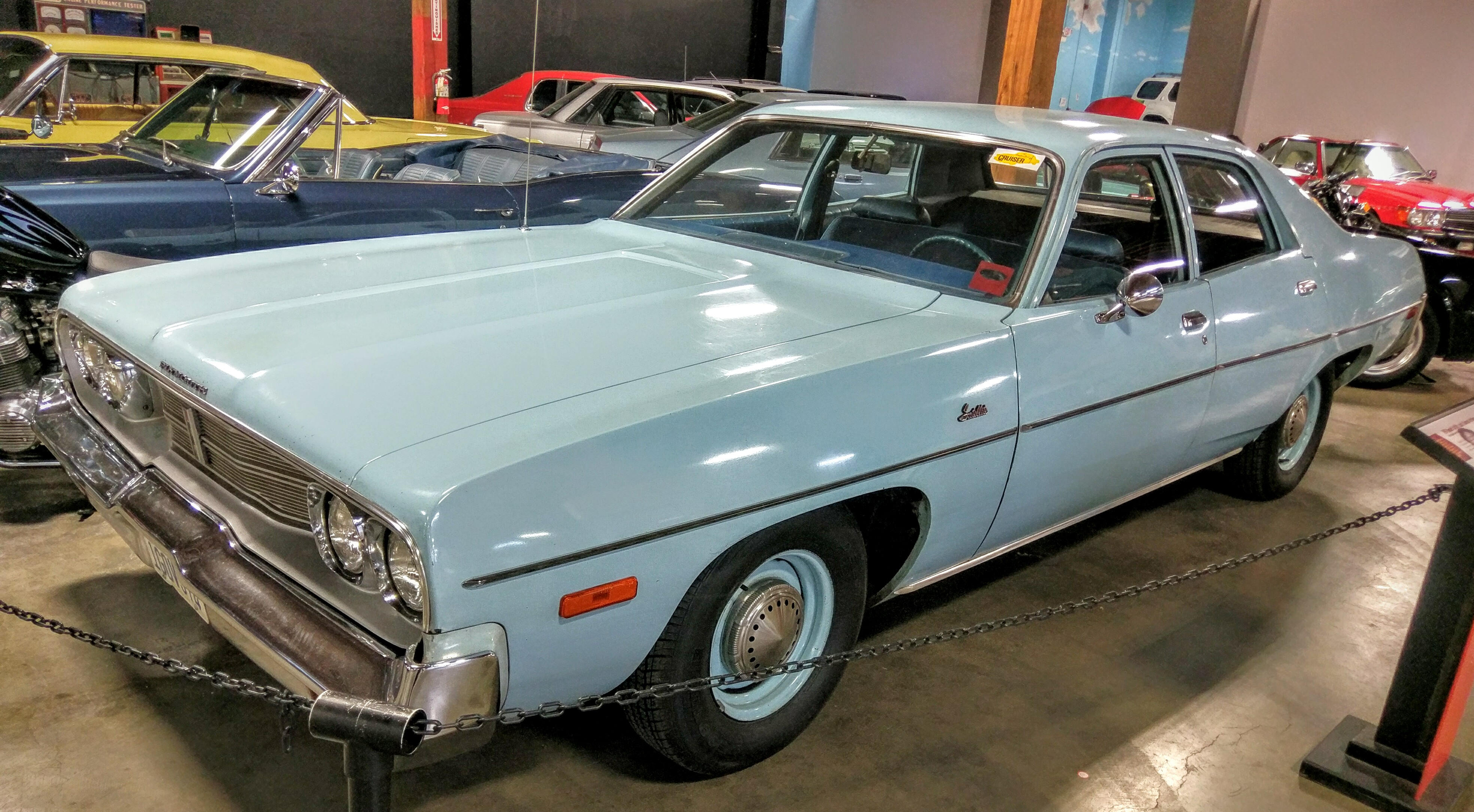 file jerry brown 1974 plymouth satellite jpg wikimedia commons