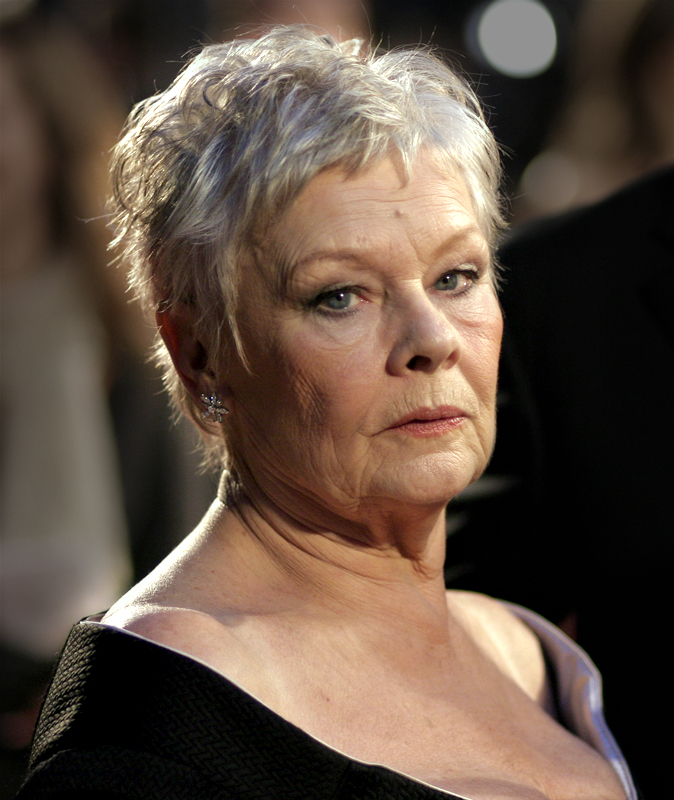 judi dench actor biography