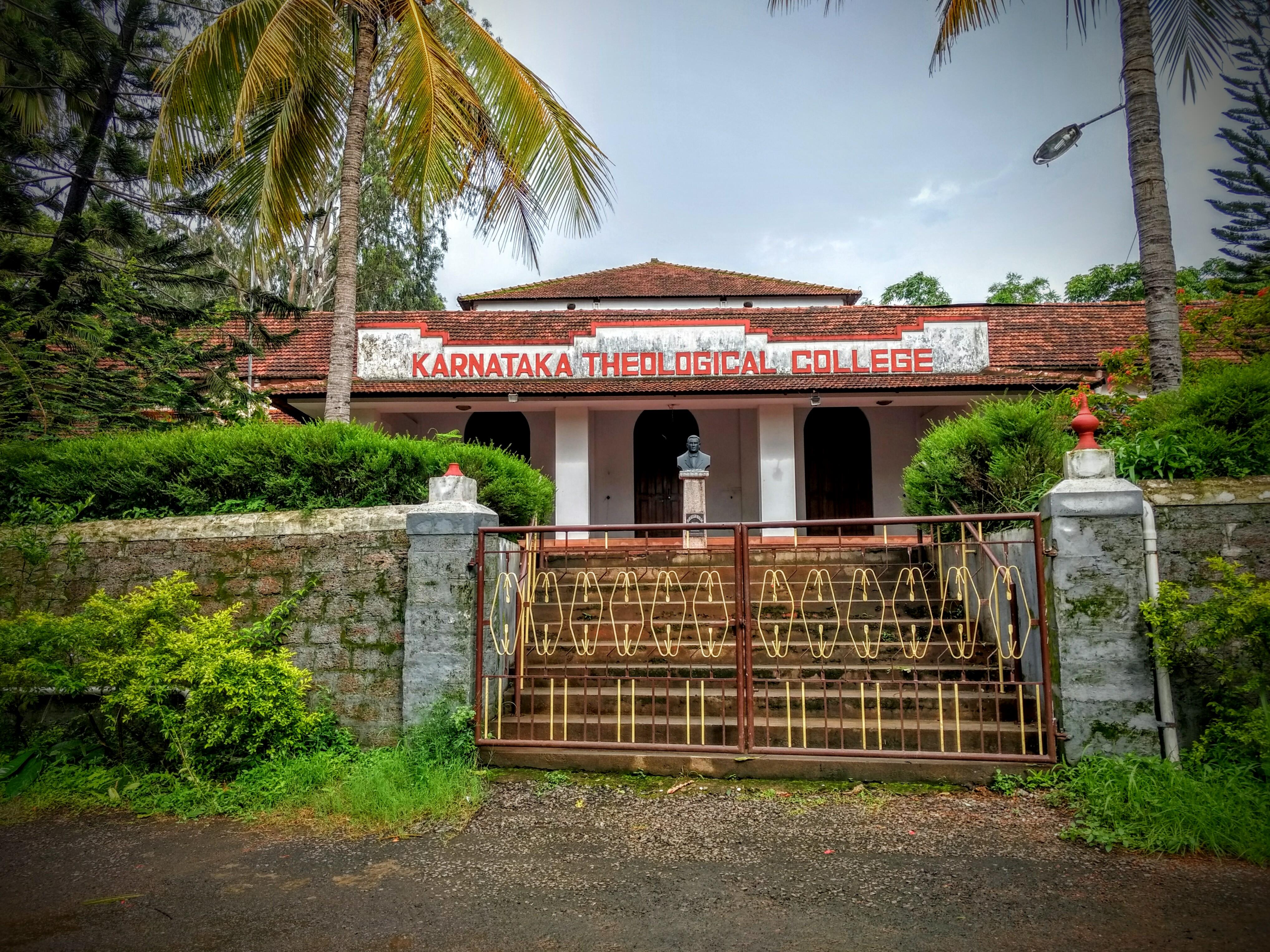 Karnataka Theological College - Wikipedia