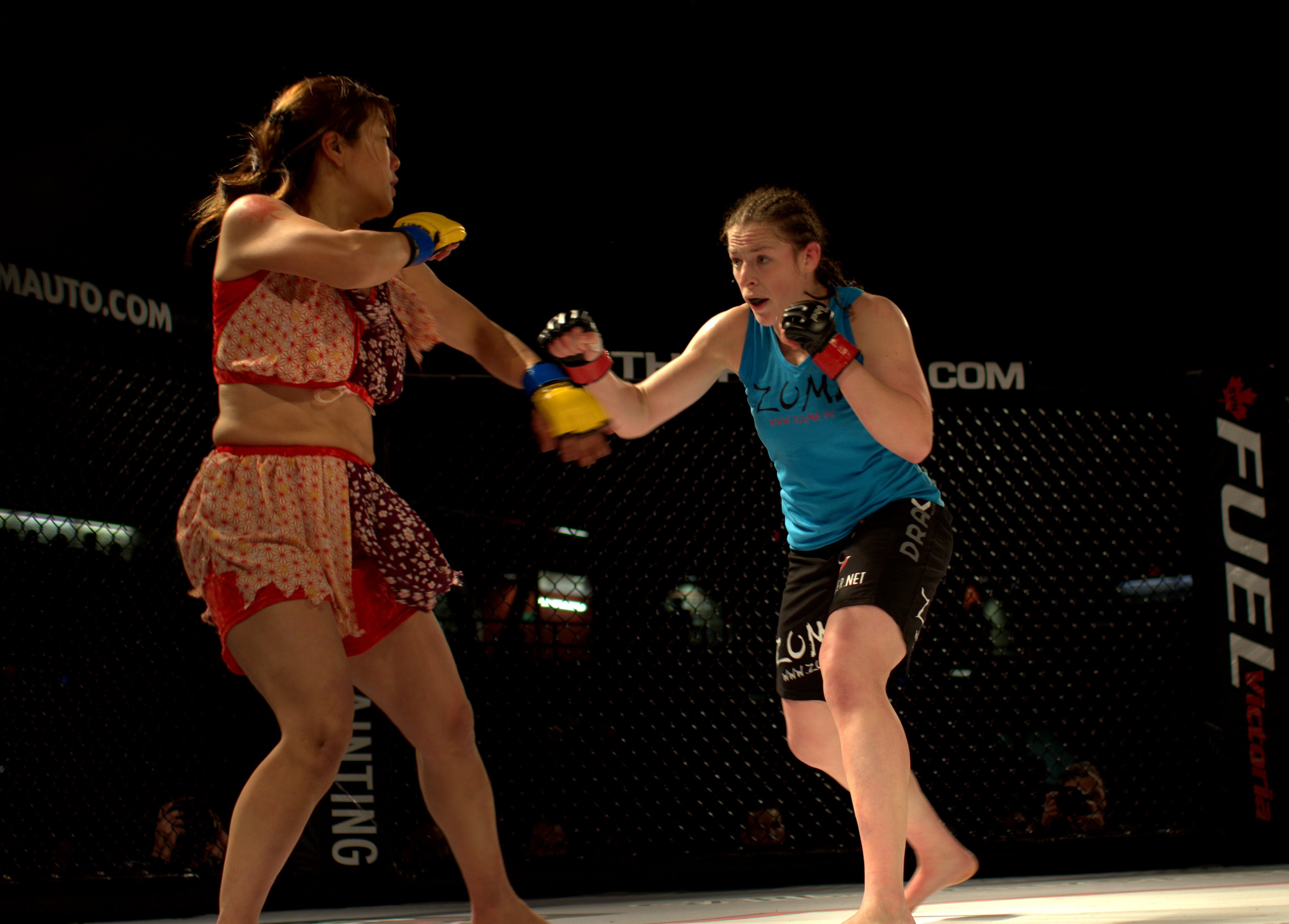 Discussion on this topic: Margery Binner, elaina-maxwell-mixed-martial-arts/
