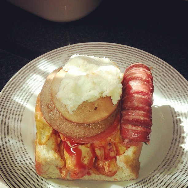 Bunny Chow South African Street Food