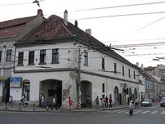 Cluj-Napoca Hintz House heritage site in Cluj County, Romania