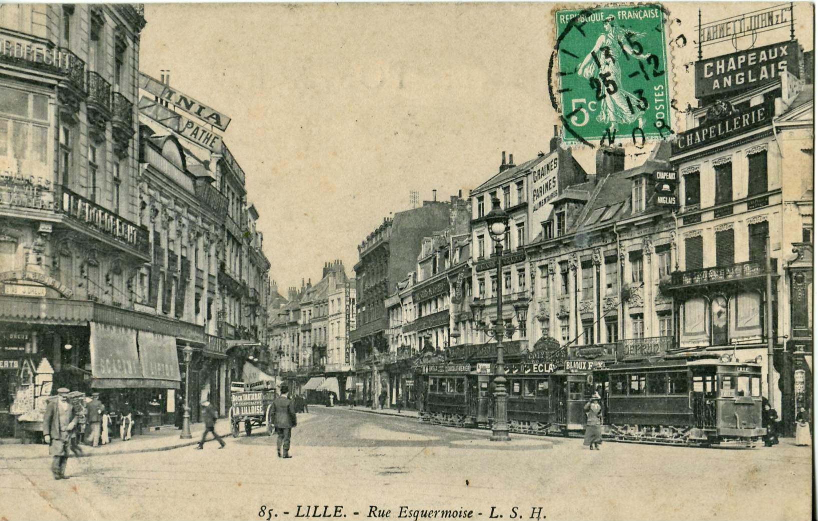 File lsh 85 lille rue esquermoise jpg wikimedia commons - Magasin meuble lille rue esquermoise ...