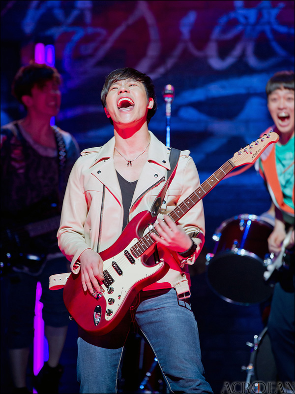 Korean male singers