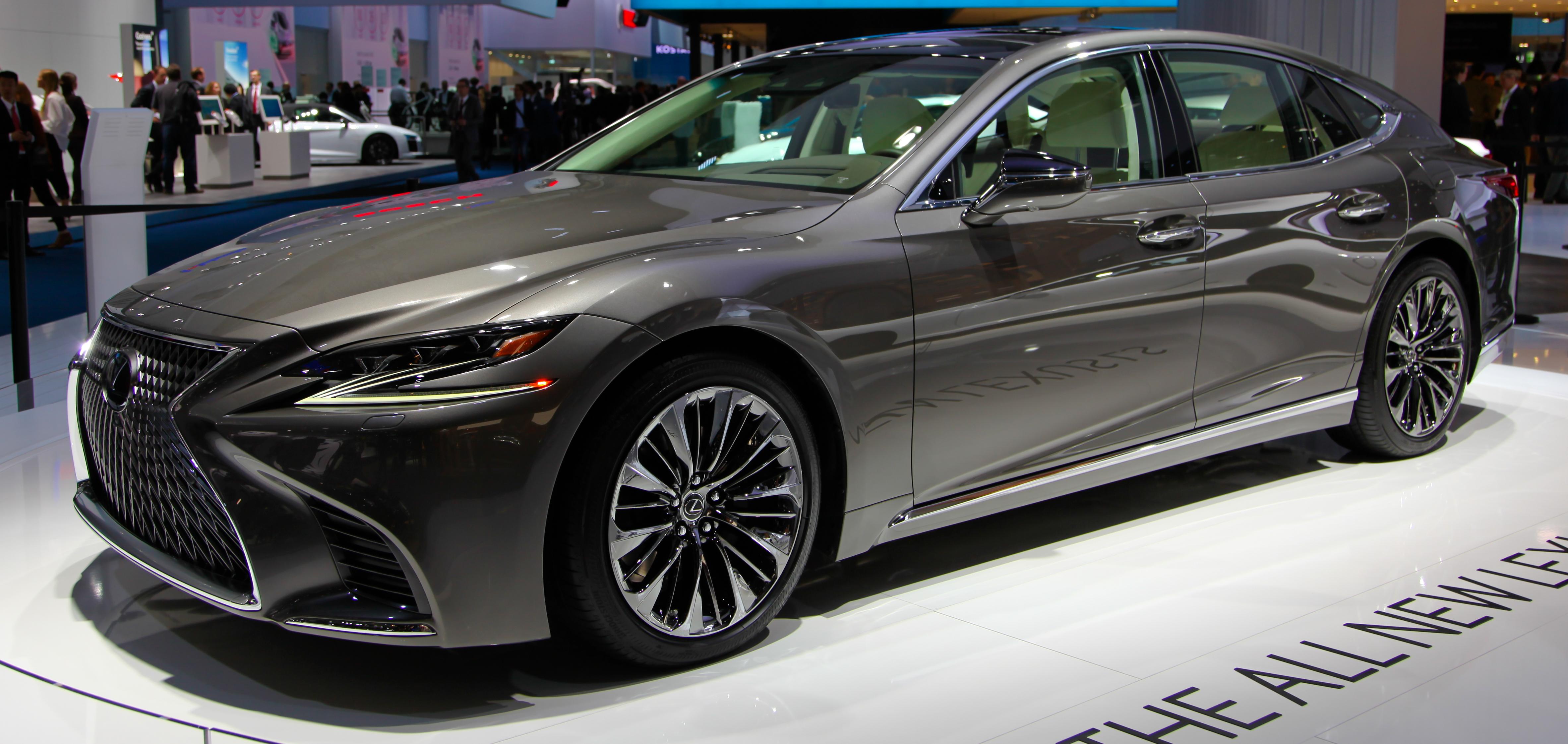 Lexus Ls 500 Seit 2018