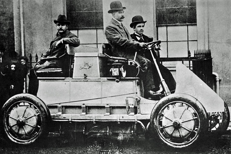 Antriebsregelung für Elektrofahrzeuge