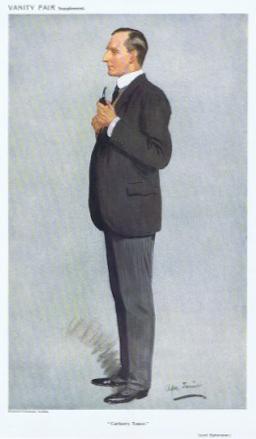 Sidney Buller Fullerton Elphinstone 16th Lord Elphinstone