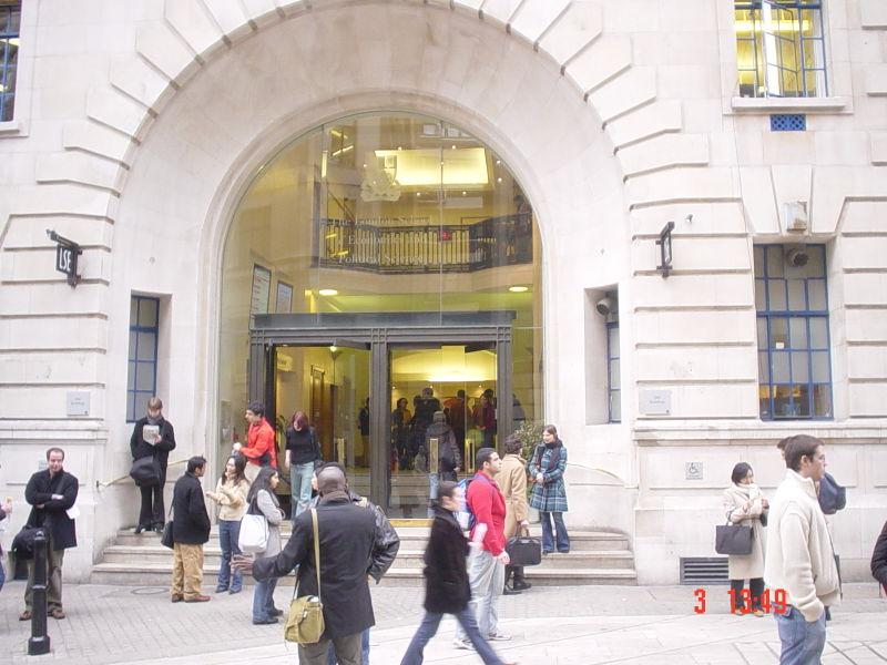 Lse Old Building Adress