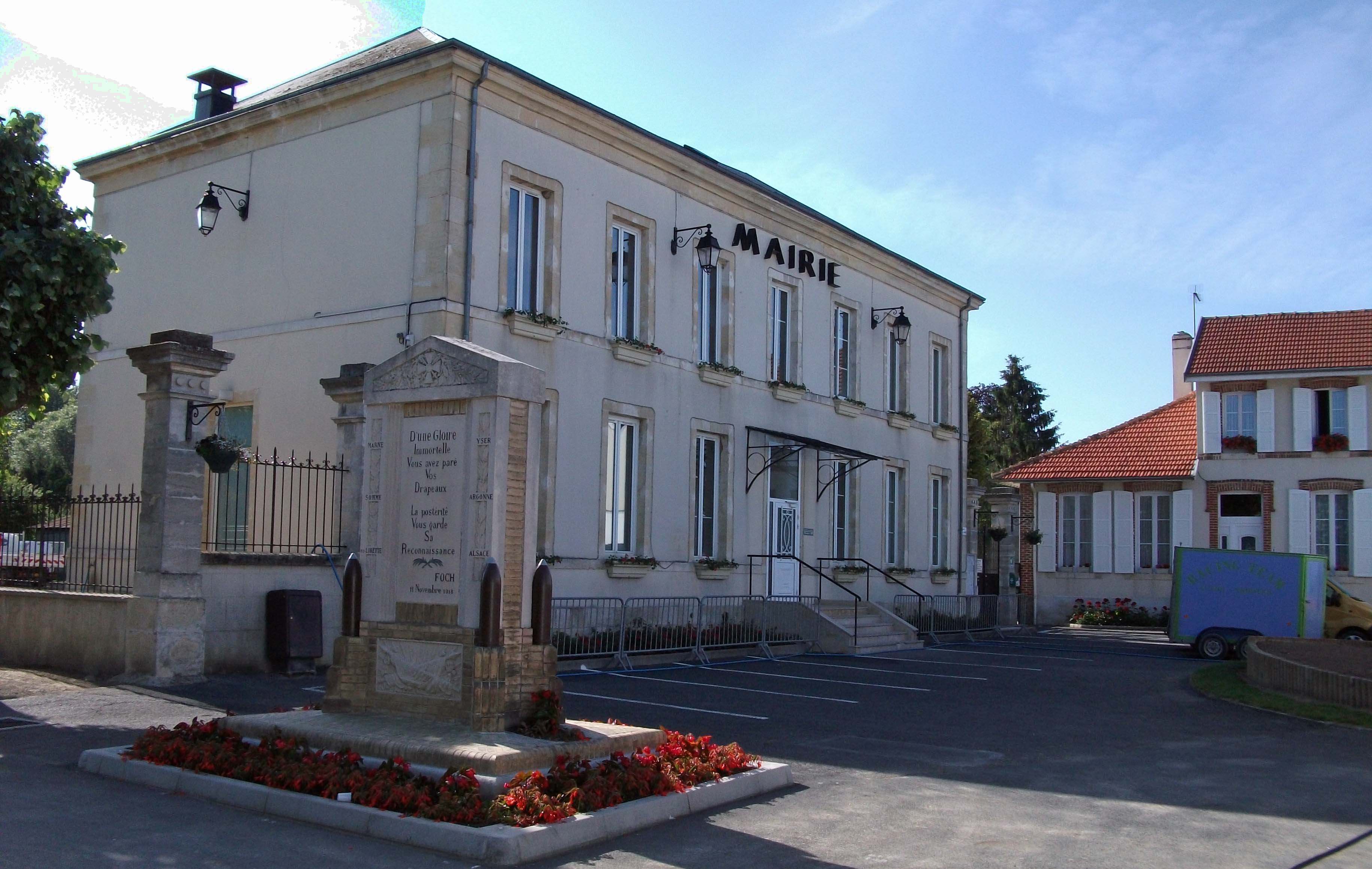 Champigny, Marne