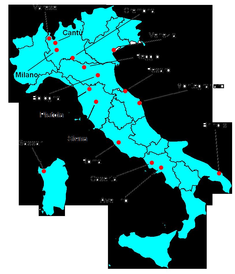 Cartina Italia Brindisi.File Mappa Italia Serie A Maschile Fip 2013 2014 Png Wikimedia Commons