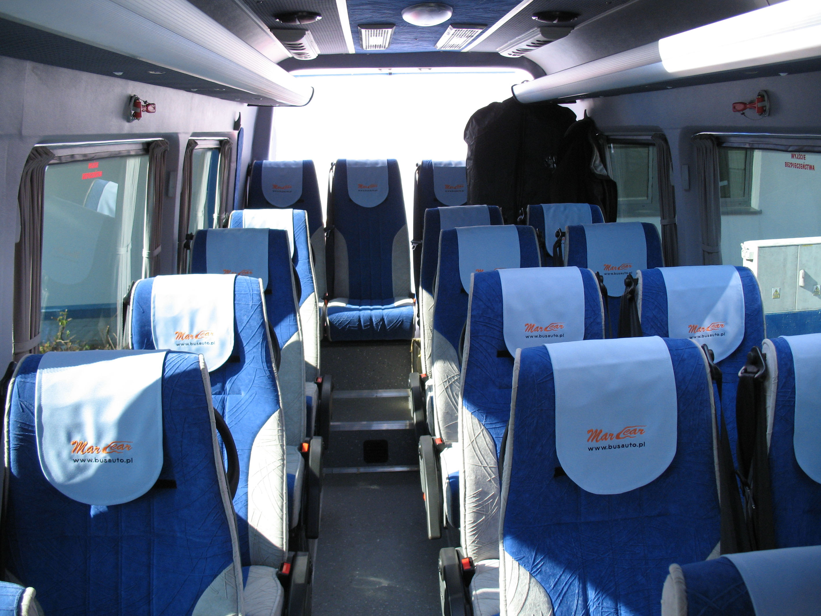 File:Mar Car M B Sprinter Interior   Rear