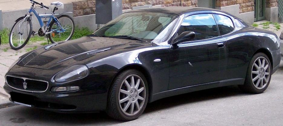 Maserati 3200 GT Maserati Ghibli