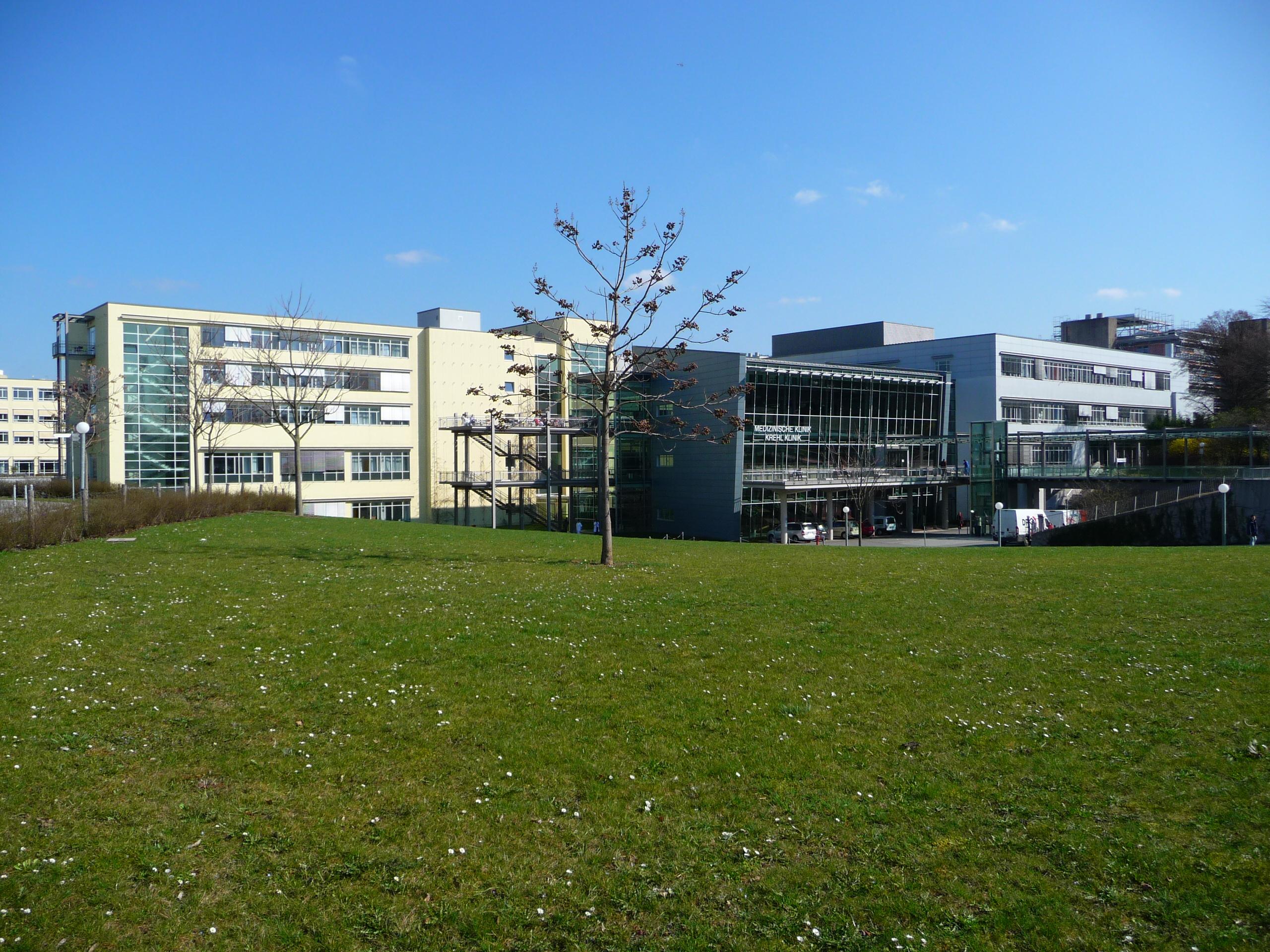 Ruprecht Karl University of Heidelberg
