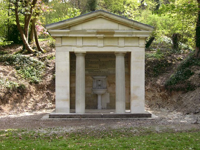 Memorial Drinking Fountain, Hubbards Hills, Louth - geograph.org.uk - 417189