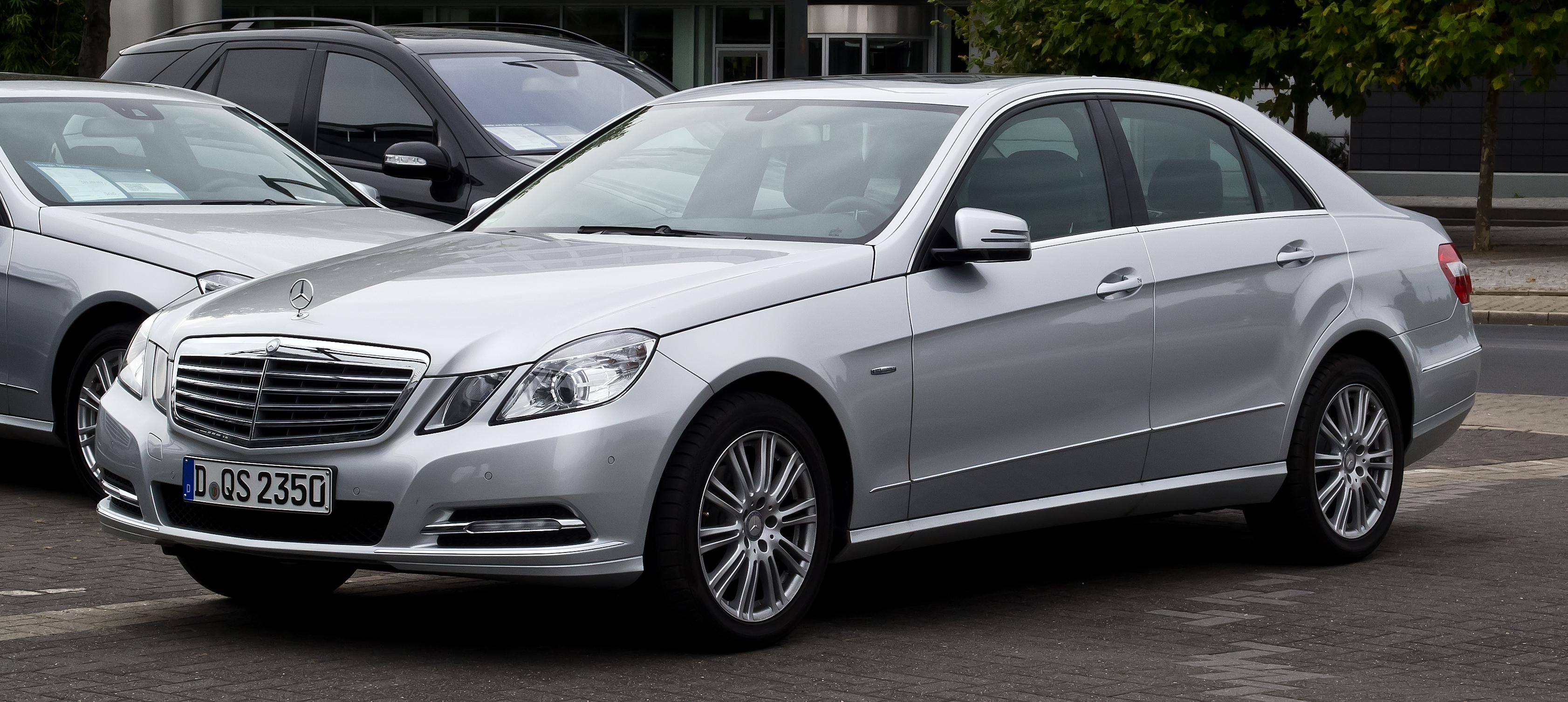 Mercedes Classe E Hybride Diesel