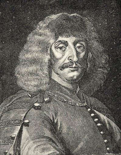 Miklós Zrínyi poet