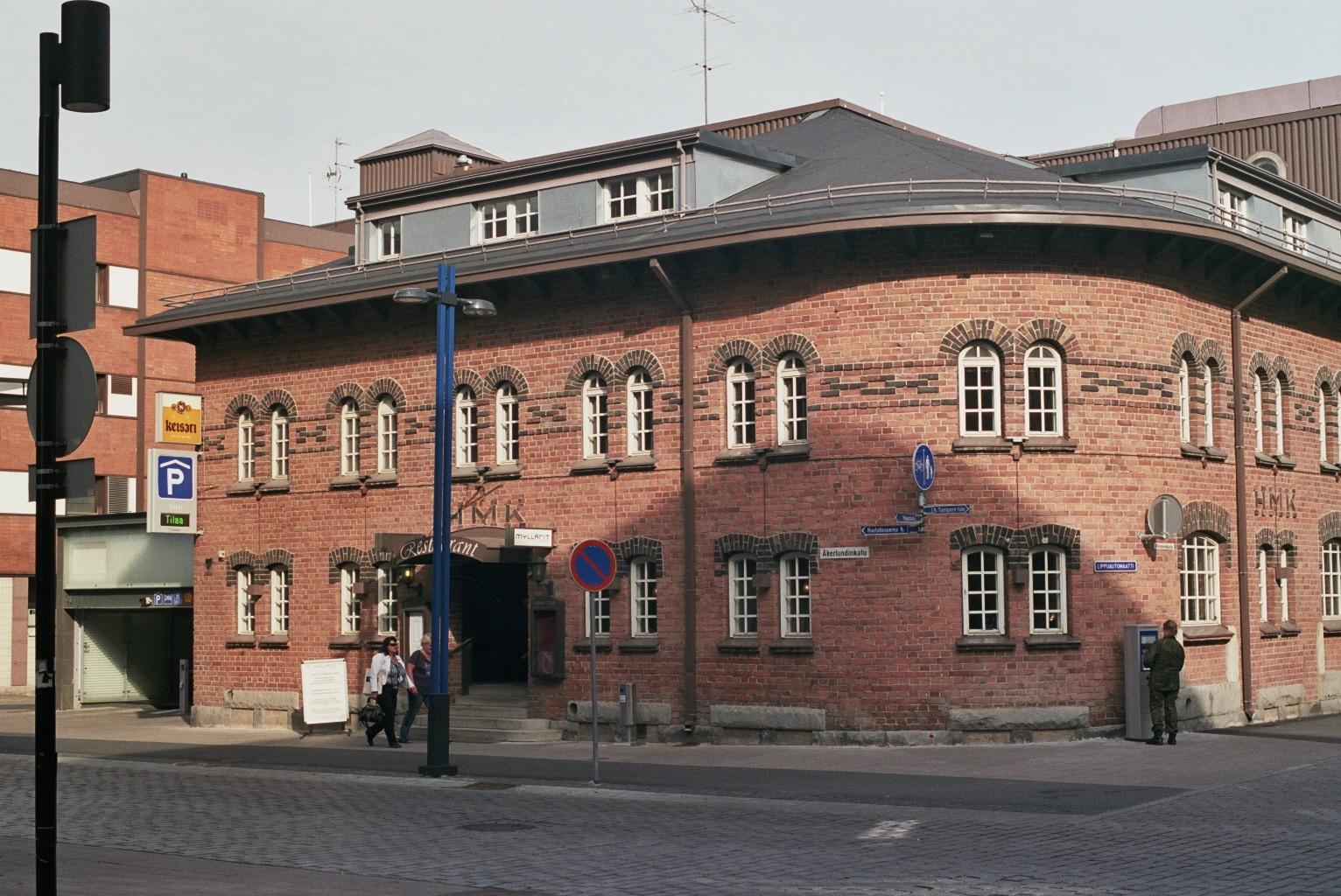 Tampere Tulli