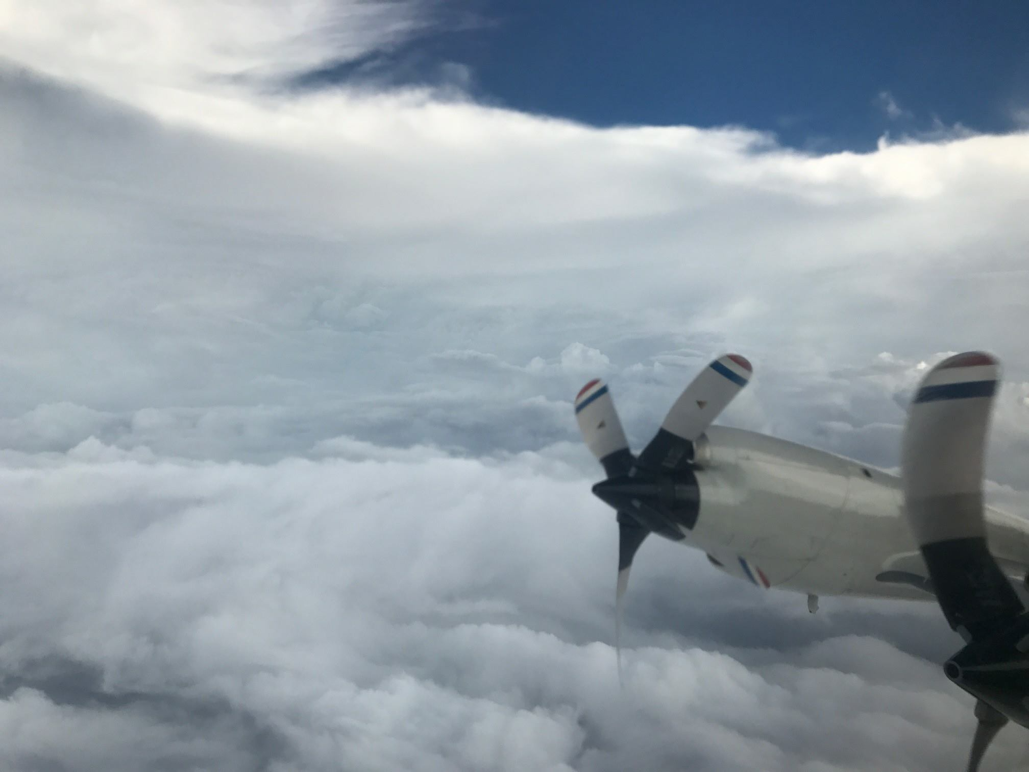 NOAA Hurricane Hunters flying through Hurricane Irma.jpg