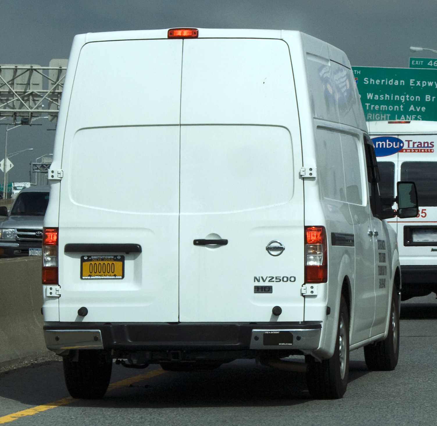 2016 Nissan Nv3500 Hd Passenger Exterior: Related Keywords & Suggestions For 2011 Nissan Nv2500