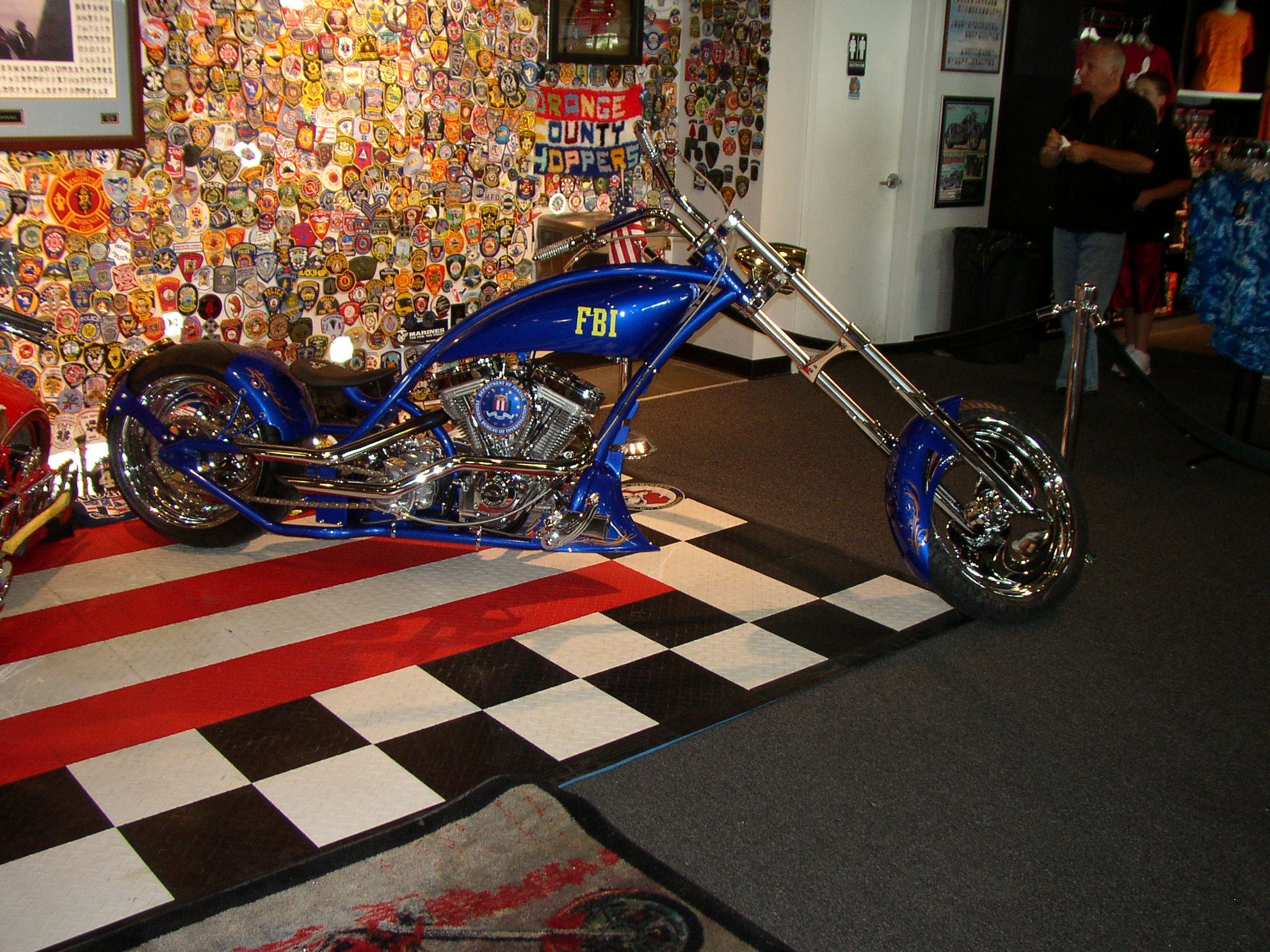 Piece Harley Davidson A Revel Tourdan