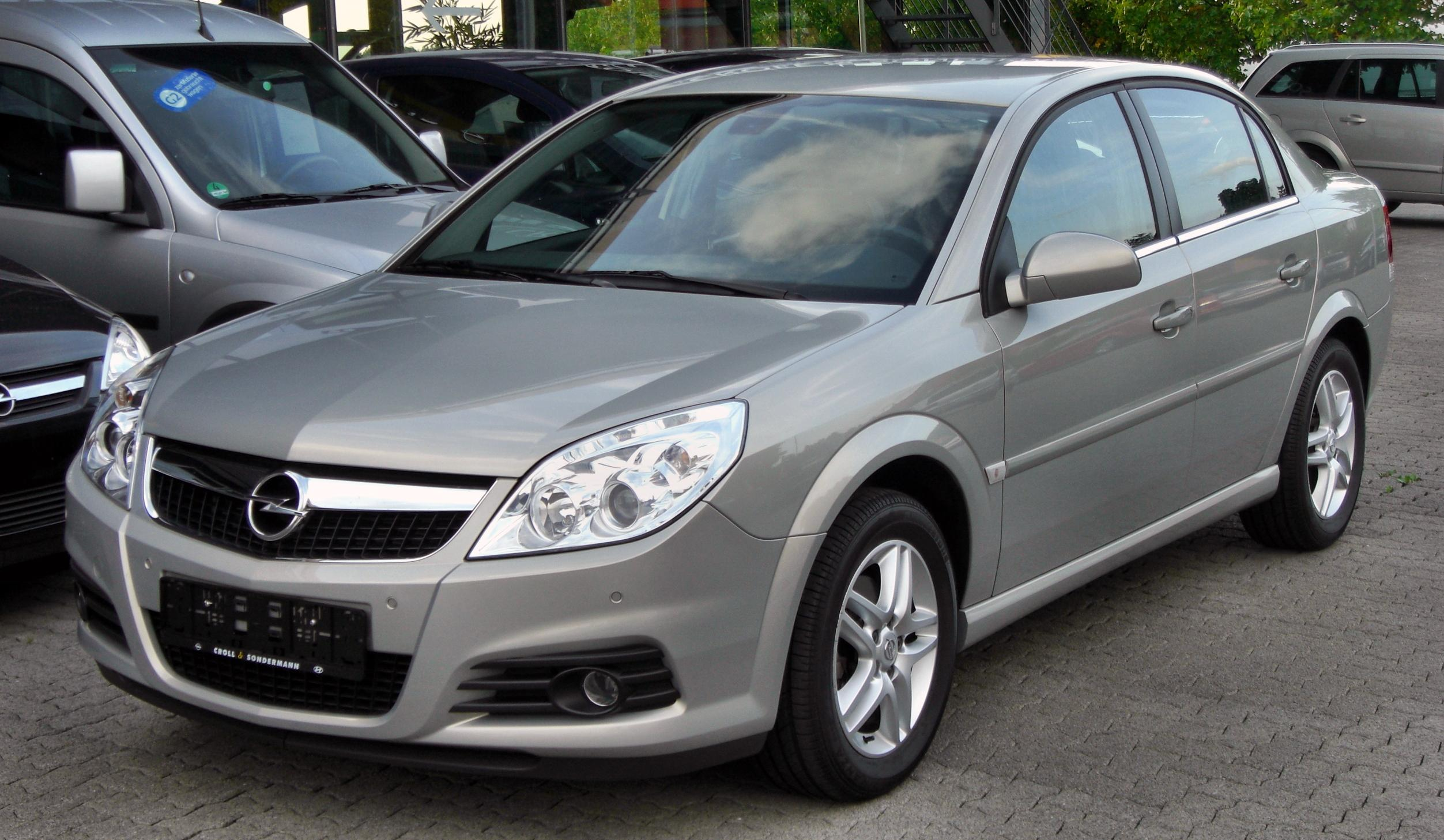 Illustration : OPEL - VECTRA 2.2 DTI 16V 125 ELEGANCE