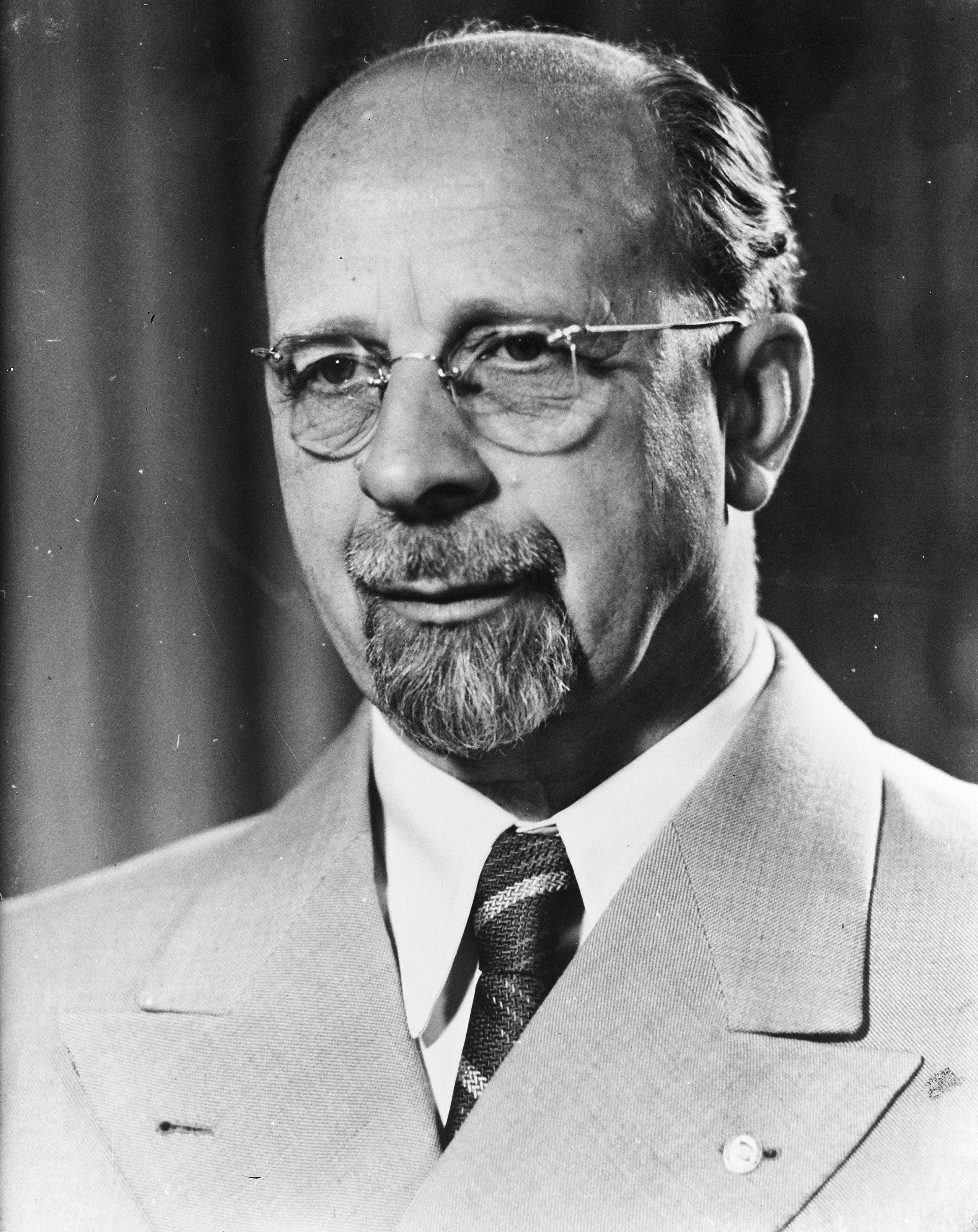 Ulbricht in 1960
