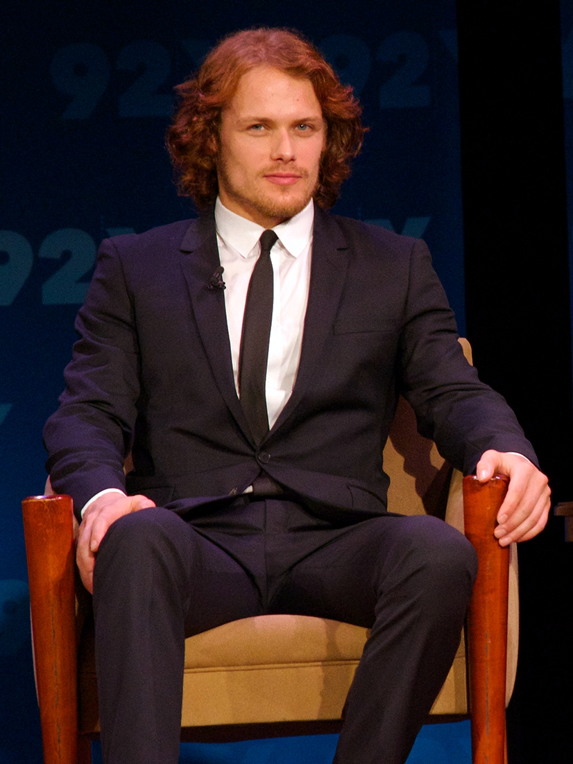 Sam Heughan Wikipedia
