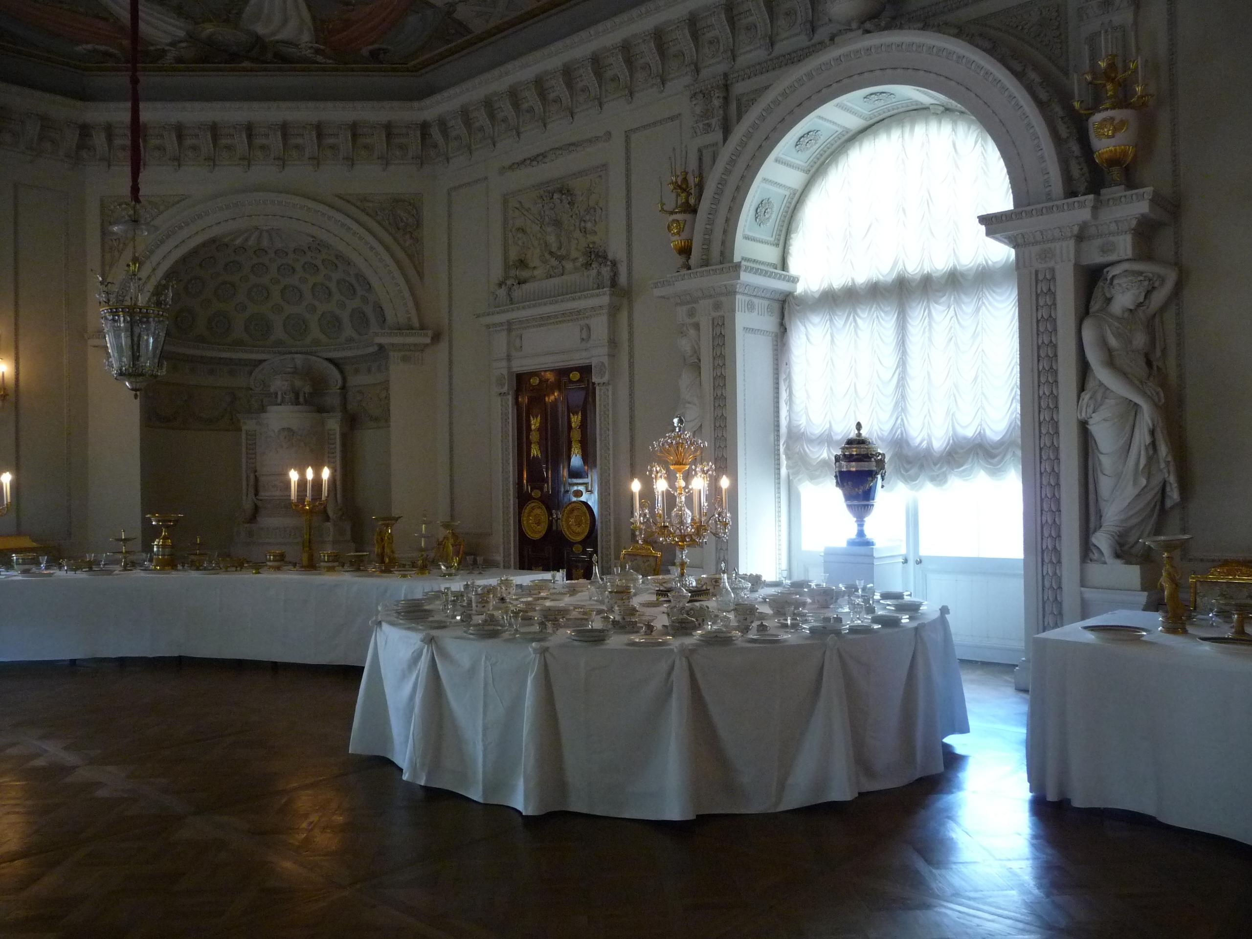 Pavlovsk Palace Interior #328299 2560 1920 Sala Da Pranzo Buckingham Palace