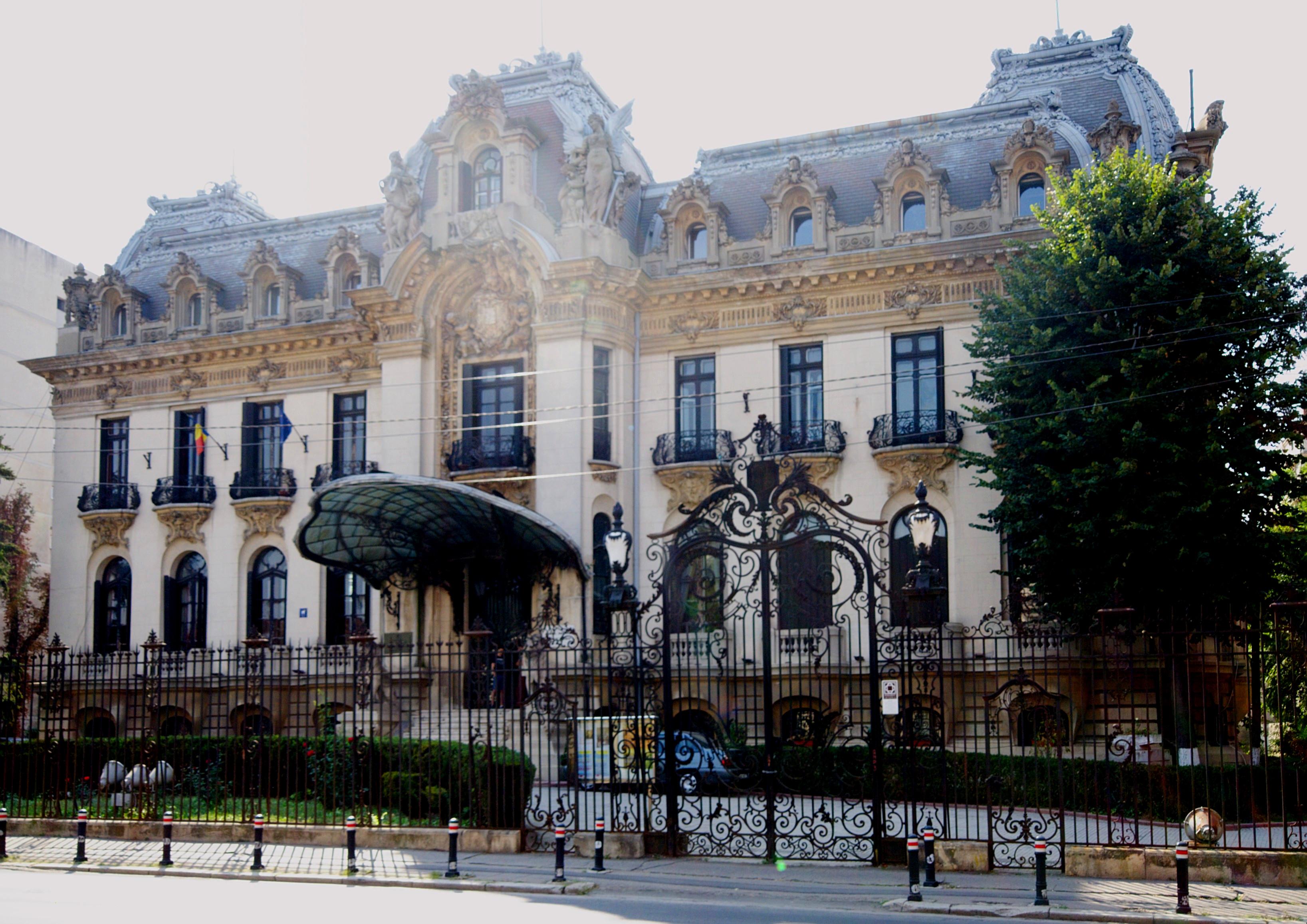 Palatul Cantacuzino București Wikipedia
