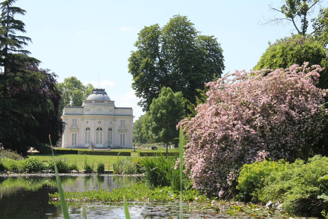 File parc de wikimedia commons for Bagatelle jardin paris