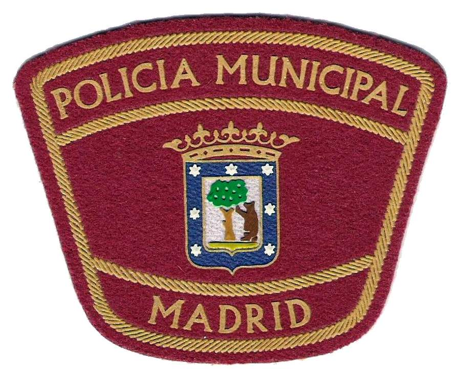 policia municipal de madrid wikipedia