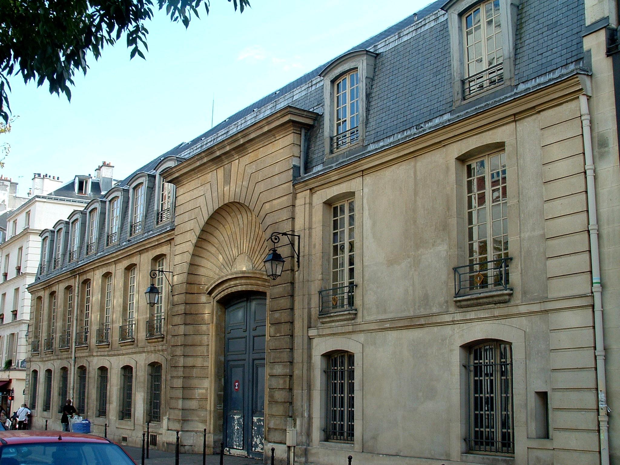 Fichier Paris - 3 U00e8me Arrondissement