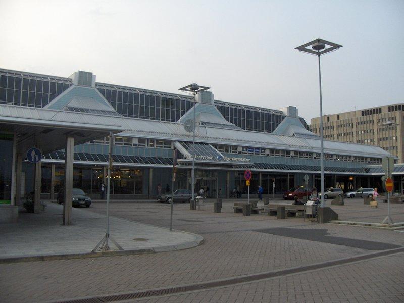 Pasila station - Wikipedia