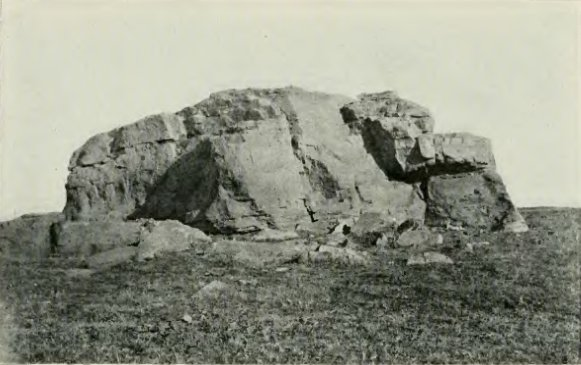 Pilot Rock, in Cherokee County - History of Iowa.jpg