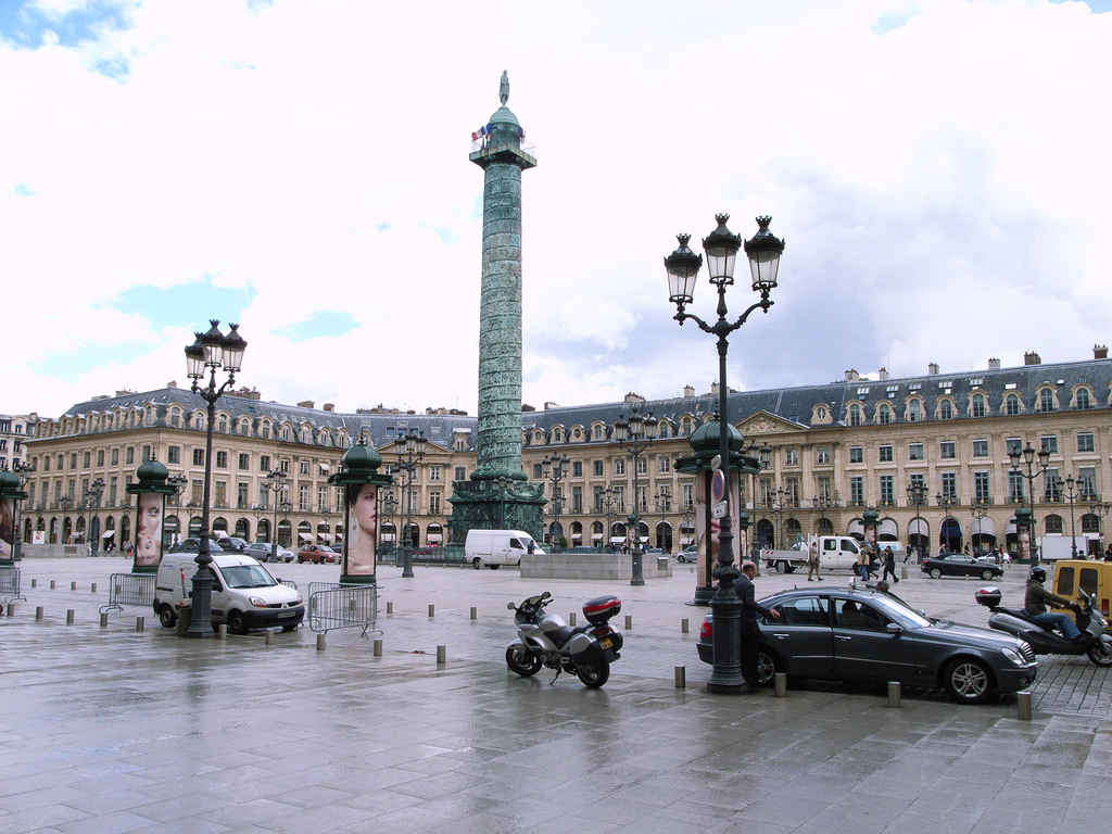 Place Vendôme, Paris