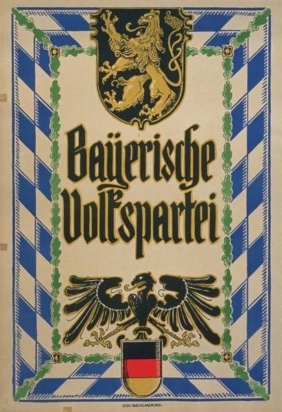 Bayerische Volkspartei