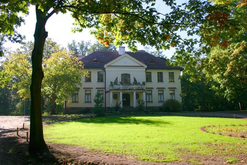 Stawisko (Podkowa Leśna) – Wikipedia, wolna encyklopedia