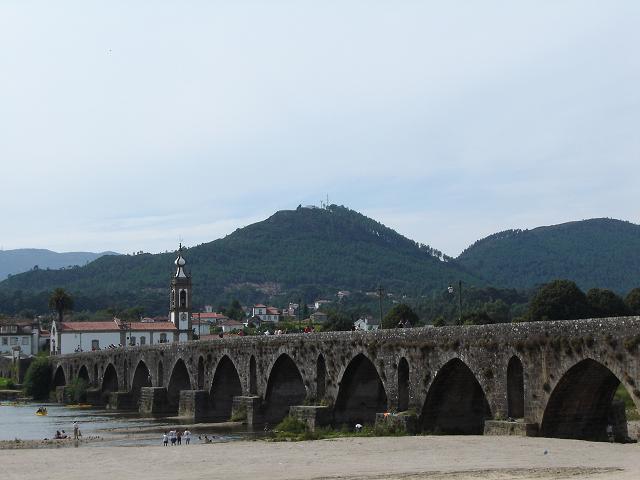Ponte Medieval de Ponte de Lima