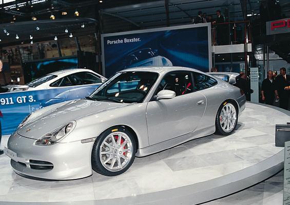File Porsche 911 Gt3 Type 996 Silver Geneve 1999 Jpg