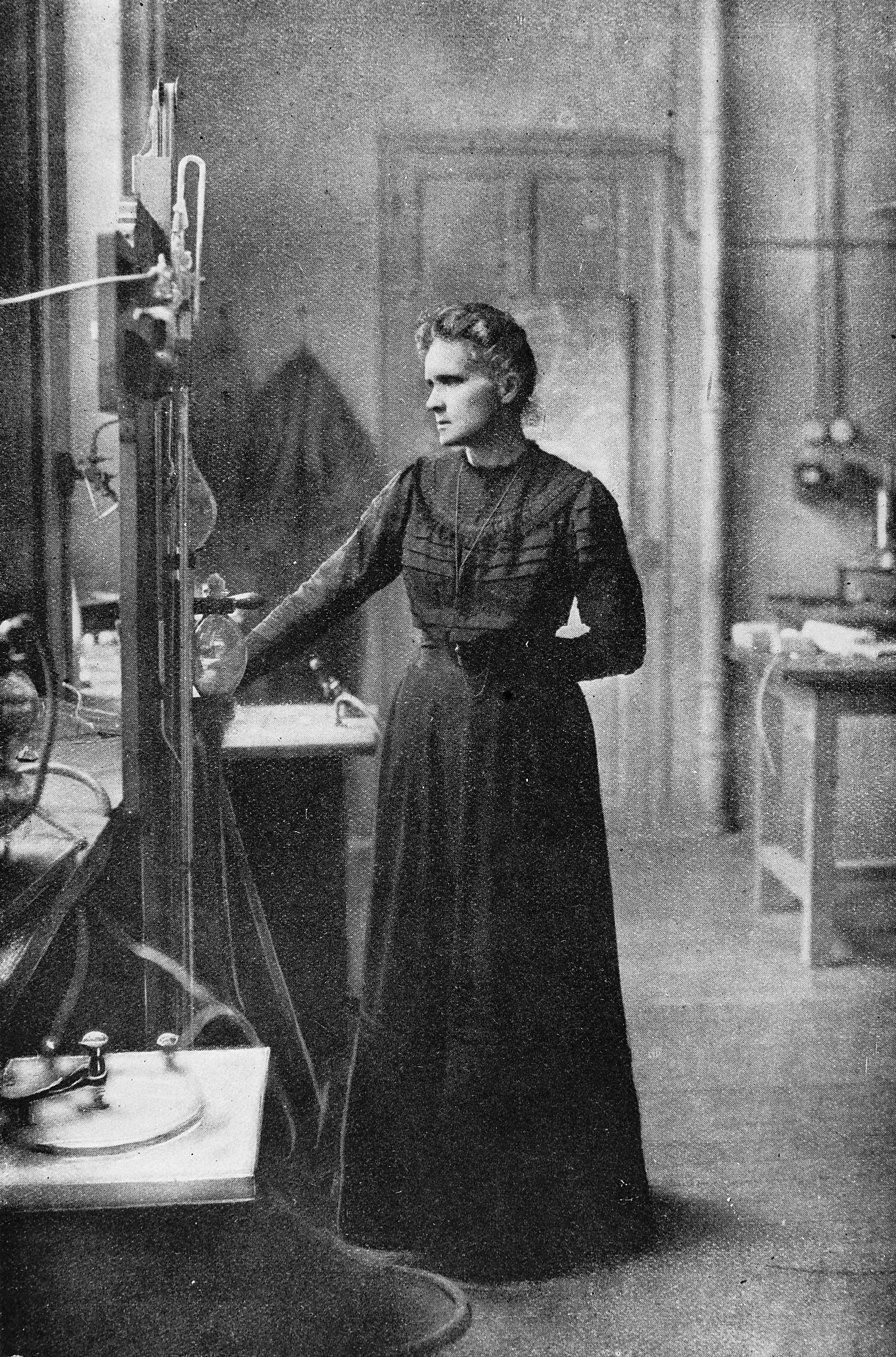 File Portrait Of Marie Curie 1867 1934 Polish Chemist