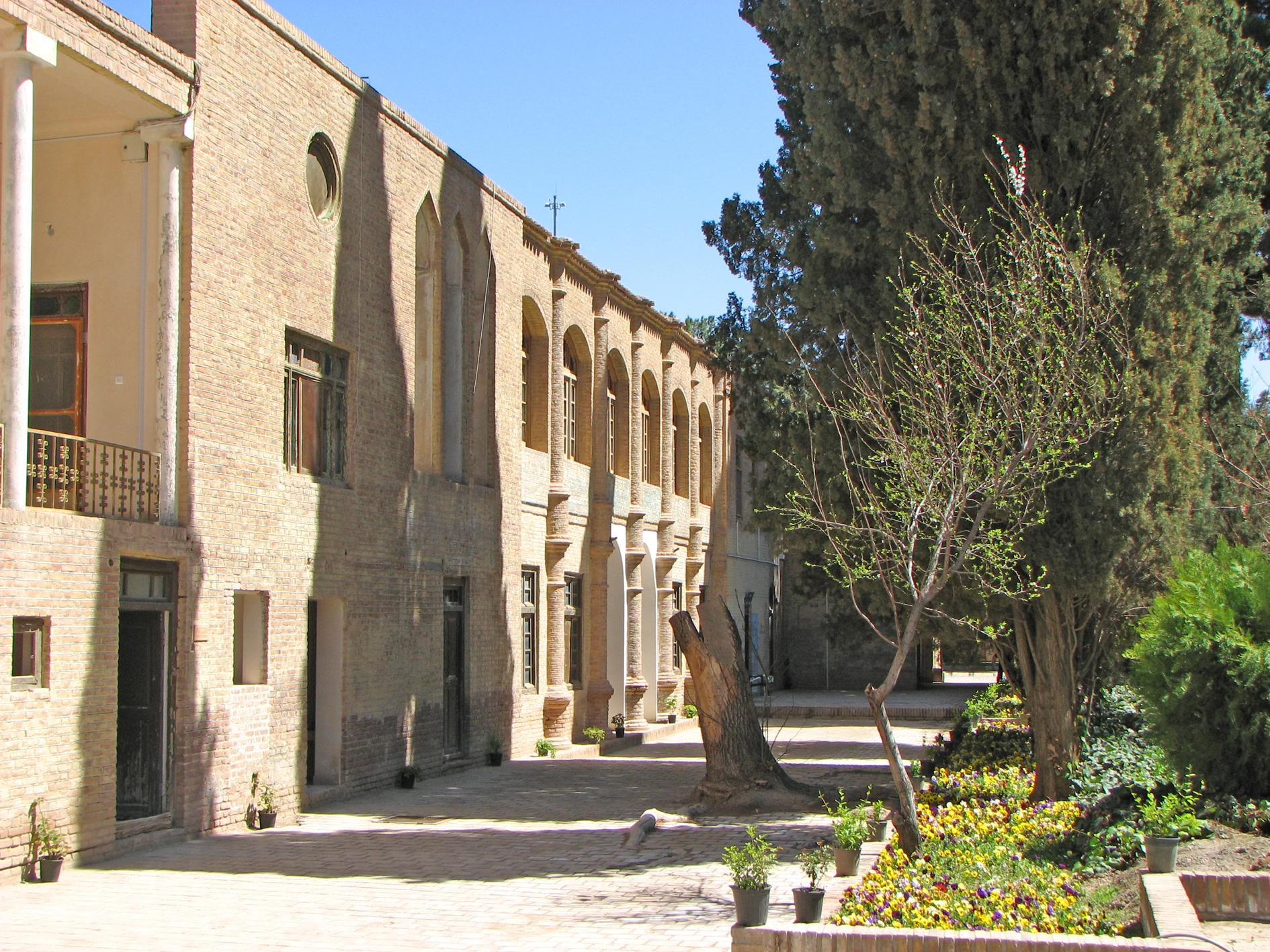 باغ و عمارت رحیمآباد